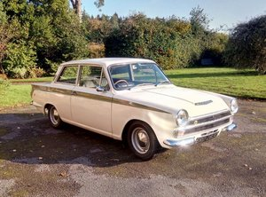 1965 Ford Lotus Cortina  For Sale
