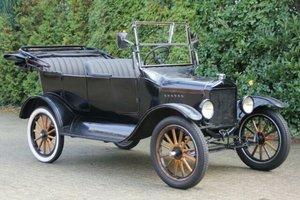 Ford Model T Phaeton Tourer, 1922, LHD SOLD