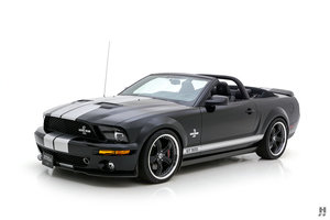 2007 FORD SHELBY GT500 SUPER SNAKE CONVERTIBLE For Sale
