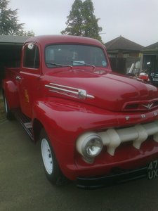 Picture of 1952 ford f3 stepside pickup