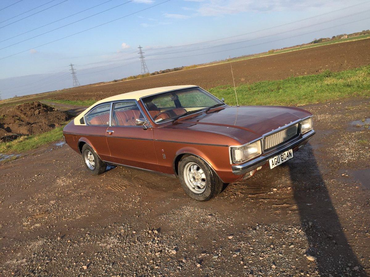 1975 Mk1 ford Granada coupe For Sale (picture 3 of 6)