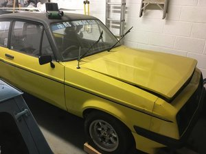 THE BRAMAH COLLECTION 1980 FORD ESCORT RS2000