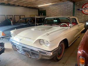 **DECEMBER AUCTION** 1960 Ford Thunderbird SOLD by Auction