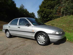 1993 FORD MONDEO 1.8 LX *ONLY 25,223 MILES* SOLD