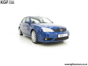 2004 An Enthusiasts Ford Mondeo ST220 with just 37,212 Miles For Sale