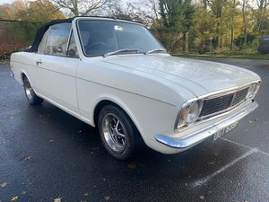 **DECEMBER AUCTION** 1968 Ford Cortina Crayford 1.5GT SOLD by Auction
