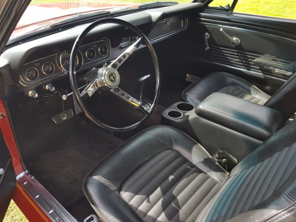 1966 1965 Mustang V8 Automatic with GT Visuals  For Sale (picture 6 of 6)
