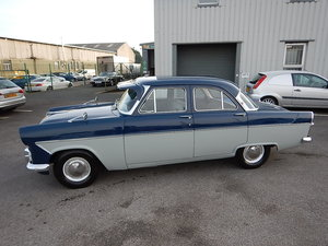 1962 FORD ZEPHYR Mkll Lowline Saloon ~  For Sale