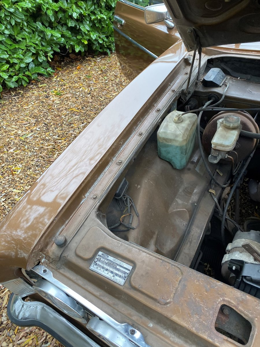 2.0L 1973 Ford Cortina 2000 GXL manual For Sale by Auction (picture 6 of 6)