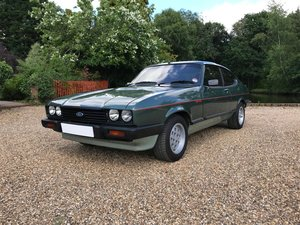 1981 FORD CAPRI 2.8 INJECTION            LOT: 559
