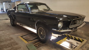 1967 fastback mustang