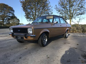 1975 Ford Escort 1300 Ghia For Sale