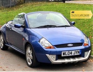 2004 Ford StreetKa Roadster - Full Leather - Styling Pack - 55k For Sale