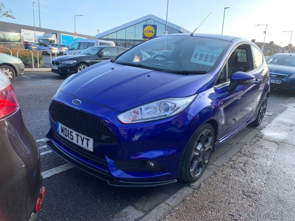 2015 Ford Fiesta ST 1.6 Ecoboost For Sale (picture 1 of 6)