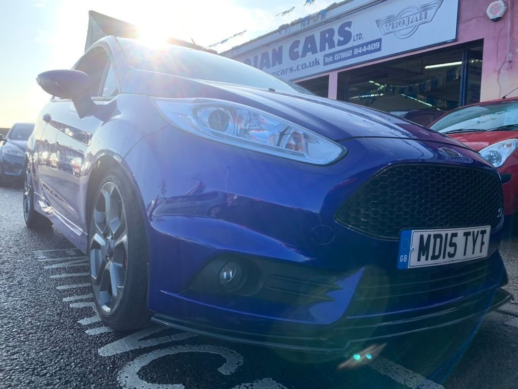 2015 Ford Fiesta ST 1.6 Ecoboost For Sale (picture 3 of 6)