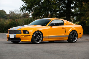 2008 Ford Shelby Mustang GT-C 5.0