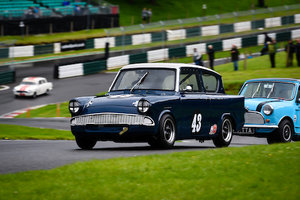 1966 Ford Anglia historic race car For Sale