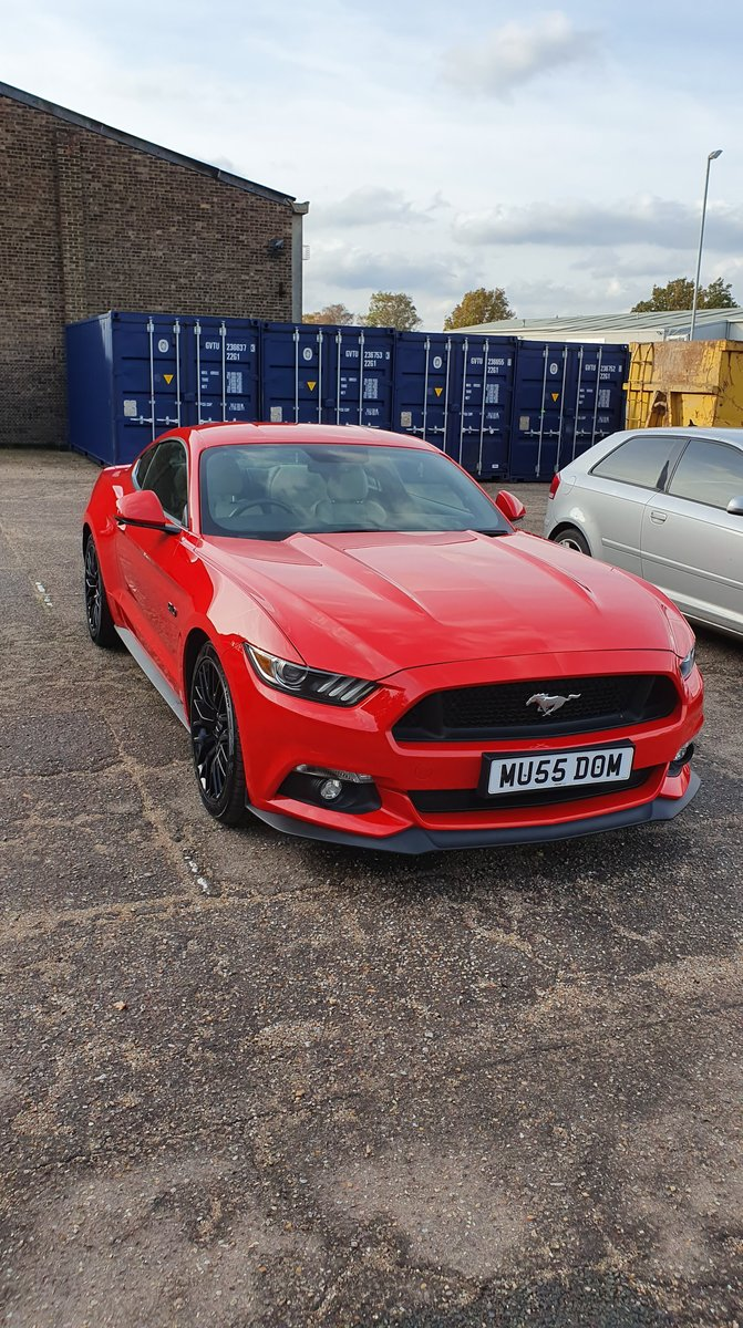 2016 Ford Mustang GT Fastback - Full Years MOT For Sale (picture 2 of 6)