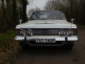 1968 MK 4 FORD ZODIAC FARNHAM ESTATE, , TWO OWNERS LOW MILES
