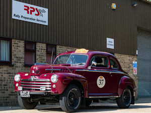 1948 Ford Coupe Long Distance Rally Car For Sale