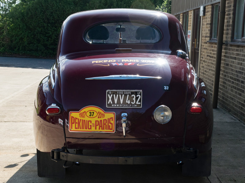 1948 Ford Coupe Long Distance Rally Car For Sale (picture 5 of 6)