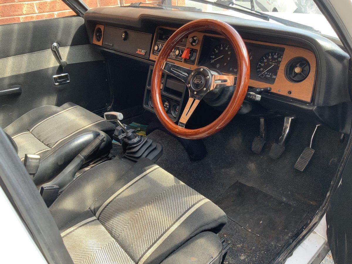 1976 Cortina 3.0 XLE Interceptor MK3  For Sale (picture 2 of 2)