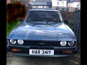 1983 Ford capri 1.6 cabaret 11 auto SOLD  For Sale