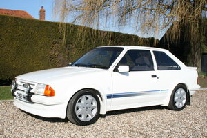 Picture of 1985 Ford Escort RS Turbo .NOW SOLD. MORE CARS