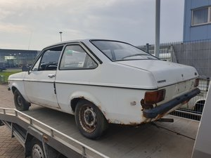 1980 Ford Escort mk2 2 doors For Sale