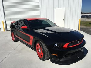 2012 Ford Mustang Boss 302 Coupe GT 444bhp 6-Speed Manual For Sale