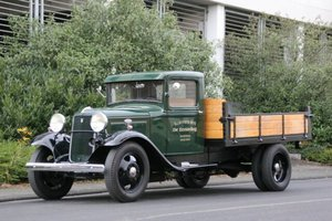 1934 Ford Model BB V8 Truck, LHD SOLD