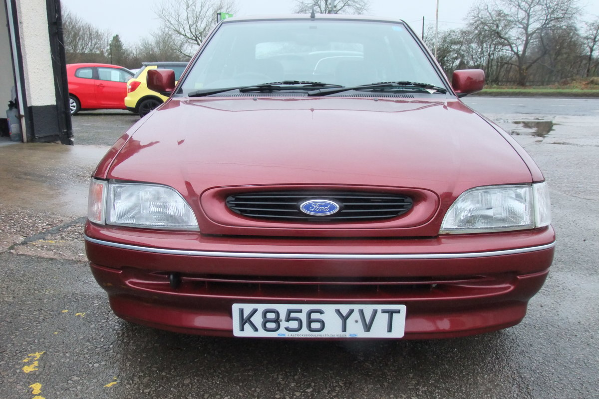 1993 FORD ESCORT 1.8 GHIA  For Sale (picture 4 of 6)