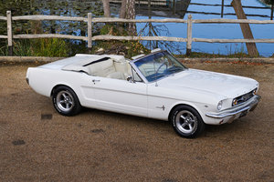 1965 Ford Mustang 289 V8 Convertible Fully restored SOLD