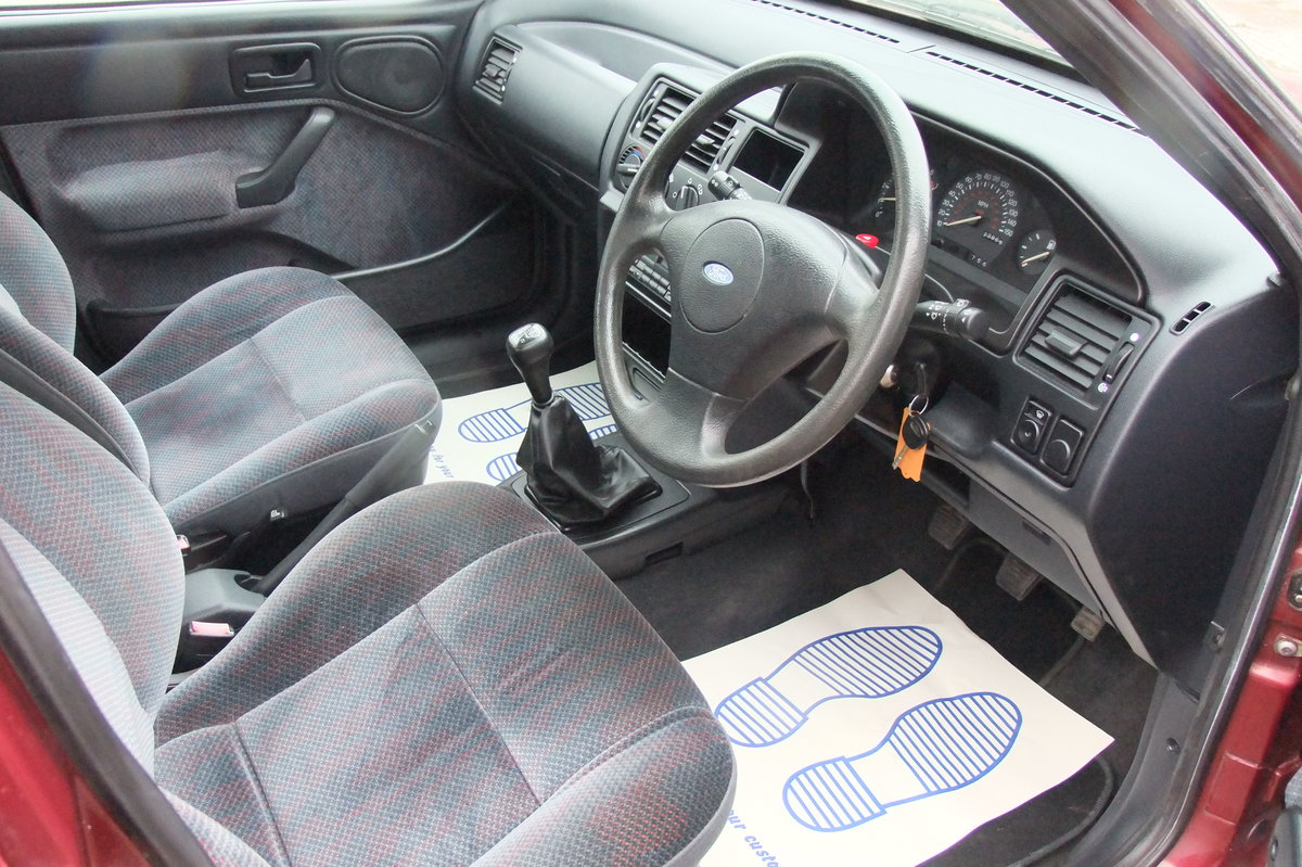 1993 FORD ESCORT 1.8 GHIA  For Sale (picture 6 of 6)