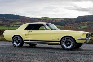 Picture of 1967 Ford Mustang Coupe 289 V8 4-Speed Toploader | Restored  SOLD
