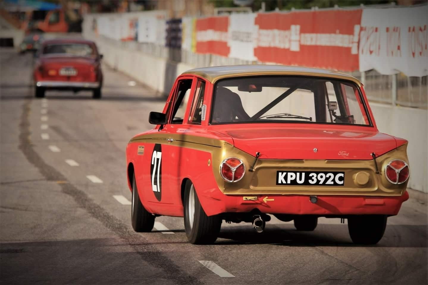 1965 Ford Lotus Cortina MK1 FIA Racecar  For Sale (picture 2 of 6)