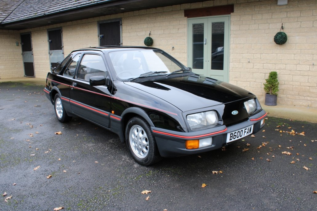 1994 1984 FORD XR4i – 60,000 MILES – 1 OWNER – £19,995 For Sale (picture 1 of 13)