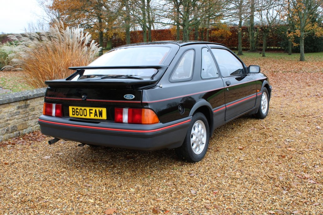 1994 1984 FORD XR4i – 60,000 MILES – 1 OWNER – £19,995 For Sale (picture 3 of 13)