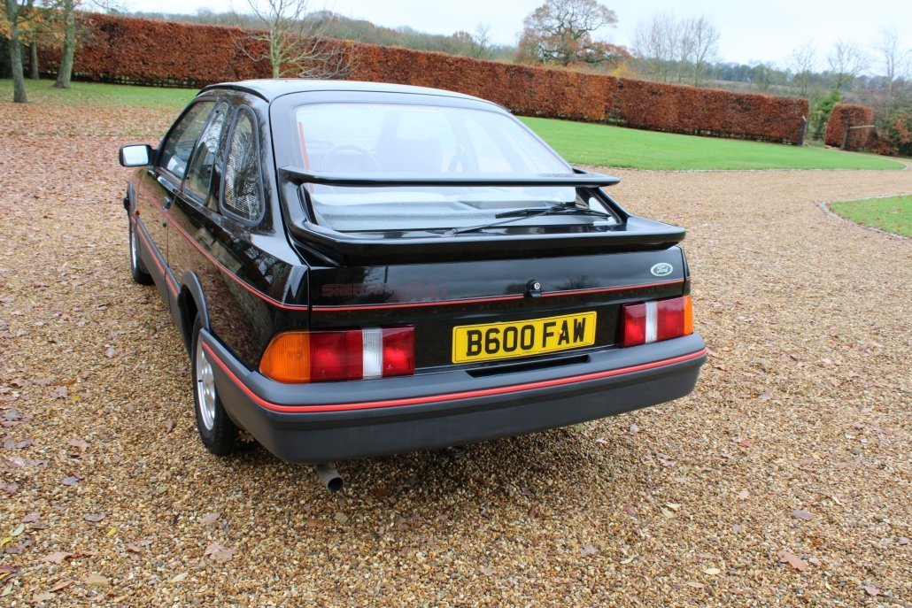 1994 1984 FORD XR4i – 60,000 MILES – 1 OWNER – £19,995 For Sale (picture 4 of 13)