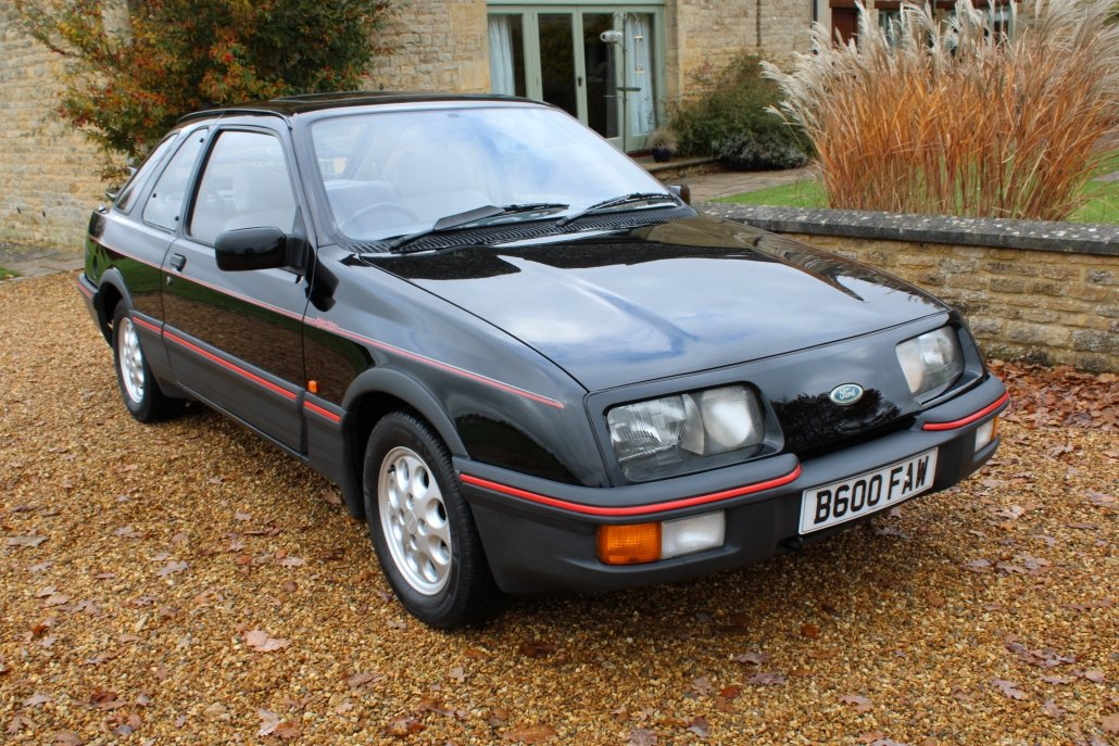 1994 1984 FORD XR4i – 60,000 MILES – 1 OWNER – £19,995 For Sale (picture 6 of 13)