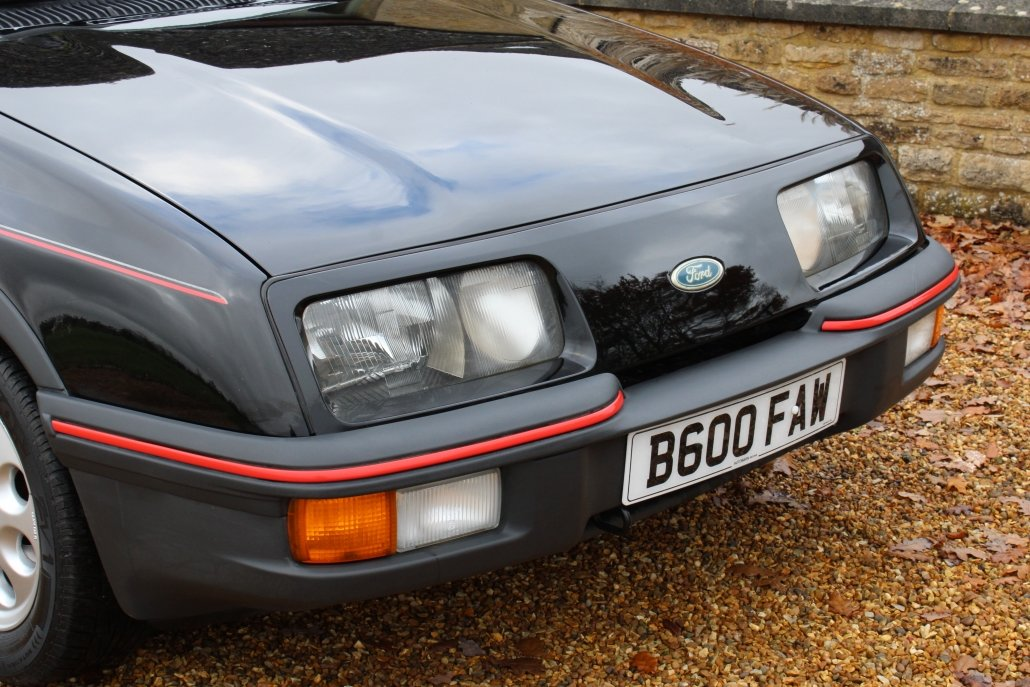 1994 1984 FORD XR4i – 60,000 MILES – 1 OWNER – £19,995 For Sale (picture 7 of 13)