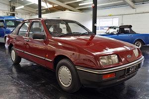 1985 Ford Sierra 1.6L E-Max - Timewarp! Mot 9/20