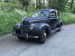 1939 Ford 91A Tudor Sedan For Sale