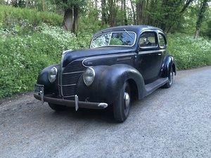 1939 Ford 91A Tudor Sedan For Sale