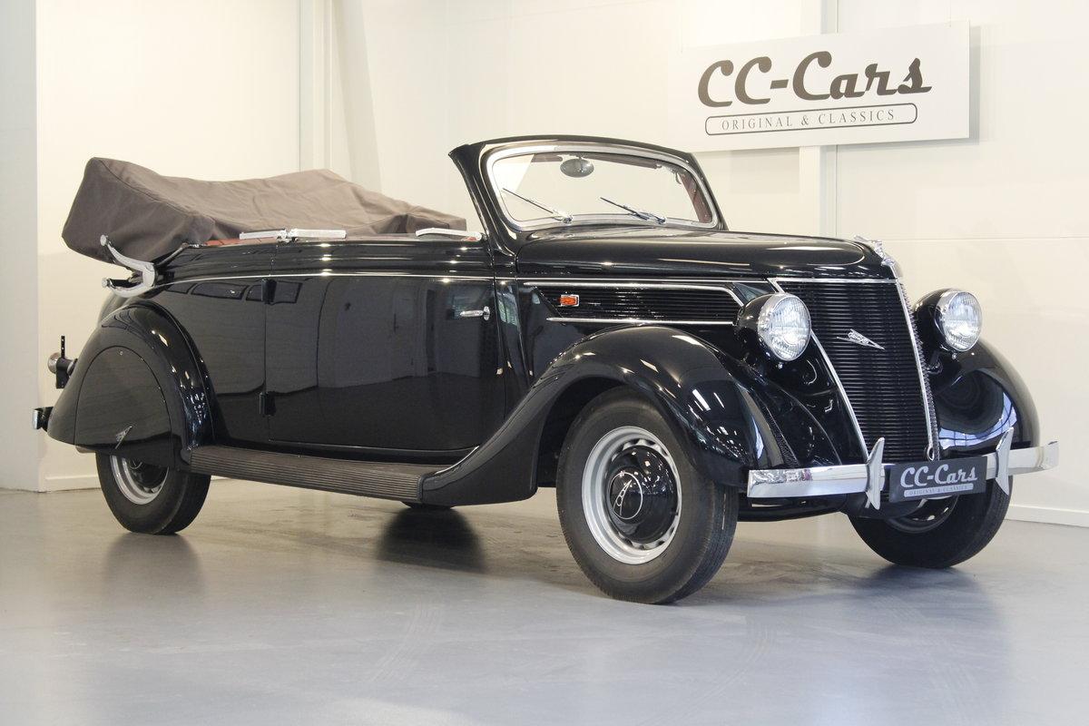 1939 Ford V8 3,6 Gläser Cabriolet For Sale (picture 1 of 6)