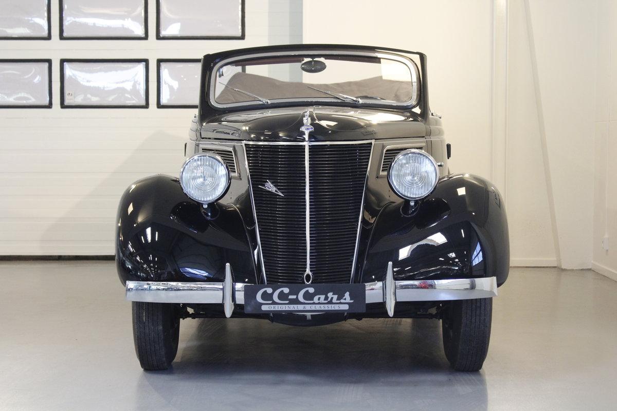 1939 Ford V8 3,6 Gläser Cabriolet For Sale (picture 2 of 6)
