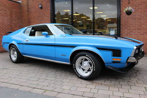 1972 Ford Mustang Fastback 302 V8 Auto | Show Condition SOLD