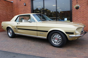 1968 Ford Mustang GT/CS California Special | Restored  SOLD