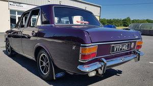 1969 Genuine Jeff Uren Ford Cortina Savage MK2 3.0 For Sale