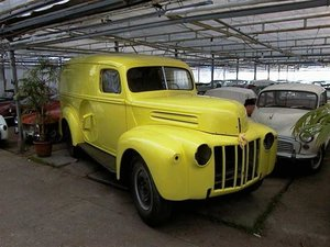 Ford Panel Truck 1947 For Sale